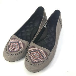 Reef Shoes Native bead shoes